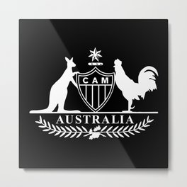 Galo Australia Metal Print