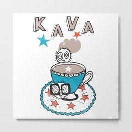 Coffee bugs Metal Print