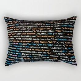 beep boop Rectangular Pillow