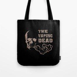 Vape Design For E Cig Lovers Tote Bag