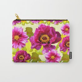 SPRING FLOWERS ART Carry-All Pouch