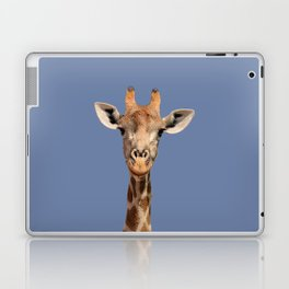 Giraffe Portrait Laptop & iPad Skin