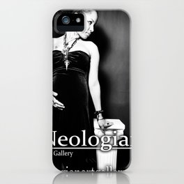 Neologian Art Gallery 1 iPhone Case