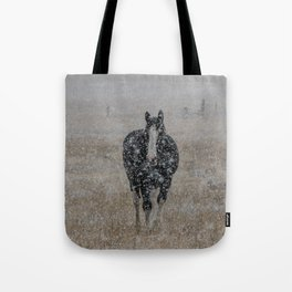Powder Coated Clydesdale Tote Bag