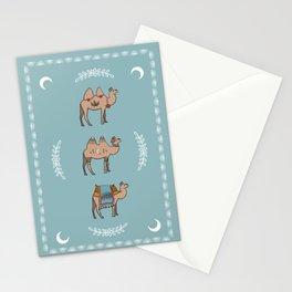 Camel Beauty Contest Mandala Stationery Cards