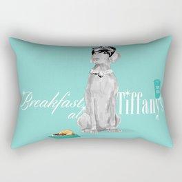 BREAKFAST AT TIFFANY'S WEIM Rectangular Pillow