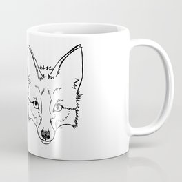 The Original Fox Coffee Mug