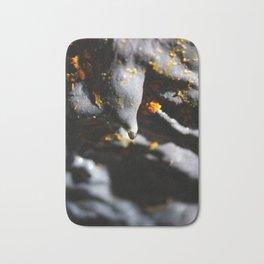 Lava tube cave Bath Mat
