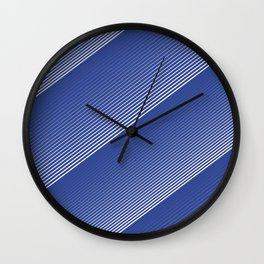 ClassicBlue Wall Clock