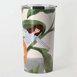 Going On A Walk Travel Mug