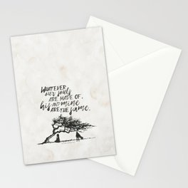 Wuthering Heights - Souls Stationery Cards