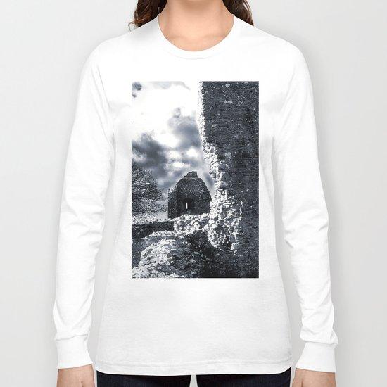 Castle Ruin   -  Wales Long Sleeve T-shirt