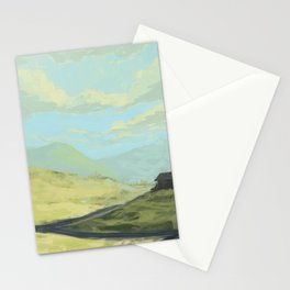 green road Stationery Cards