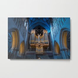 Heavenly Music Metal Print