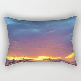 SUNSET I Rectangular Pillow