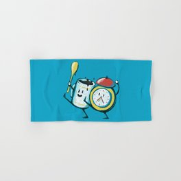 Wake up! Wake up! Hand & Bath Towel