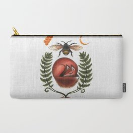 Honey Honey Carry-All Pouch