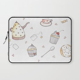 Tea party Laptop Sleeve