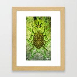 Matter Under Mind Framed Art Print