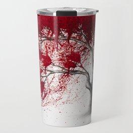 Western Iron Tree Travel Mug