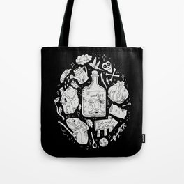 Babes in the Woods Tote Bag