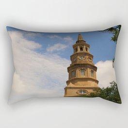 St. Philip's Church Charleston Rectangular Pillow
