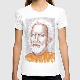 Guru Swami Sri Yukteswar Giri portrait T-shirt
