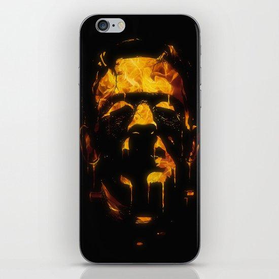Franky iPhone & iPod Skin