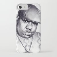 notorious iPhone & iPod Cases featuring Notorious by DaeSyne Artworks