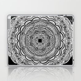 Dedication to Lucy (black) Laptop & iPad Skin