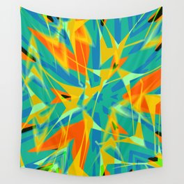Spring Zing1 Wall Tapestry