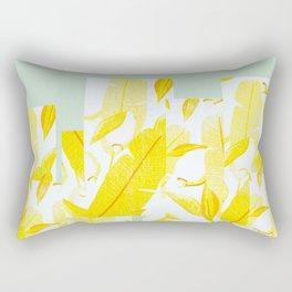 Yellowish Rectangular Pillow