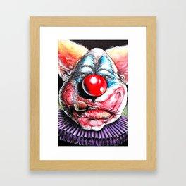ONMAHBREAK Framed Art Print