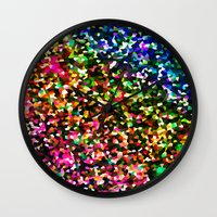 sublime Wall Clocks featuring Sublime Color by 2sweet4words Designs