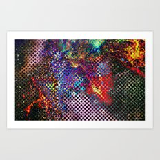 Everything is nothing 7 (therefore it was beautiful) Art Print