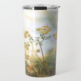 Forest Flowers Travel Mug