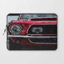 Fast Car Laptop Sleeve