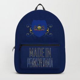 Made In Pennsylvania Backpack