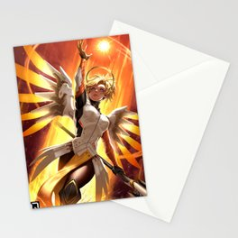 mercy watch Stationery Cards