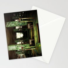 oil refinery Stationery Cards