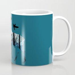 Forest Spirit - Blues Coffee Mug