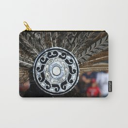Feather Headdress Carry-All Pouch