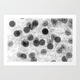 caps no.5 Art Print