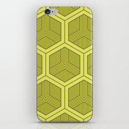 HEXAGON NO. 3 iPhone Skin