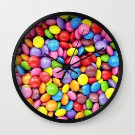Smarties! Wall Clock