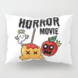 love apple Paradies Horror Movie Halloween Fruit Gift Present Scarry Chocolate Pillow Sham