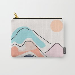 Minimalistic Landscape III Carry-All Pouch