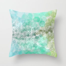 Inspired. Throw Pillow