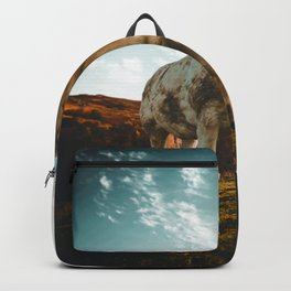 Horse (Color) Backpack