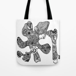 Components of me Tote Bag